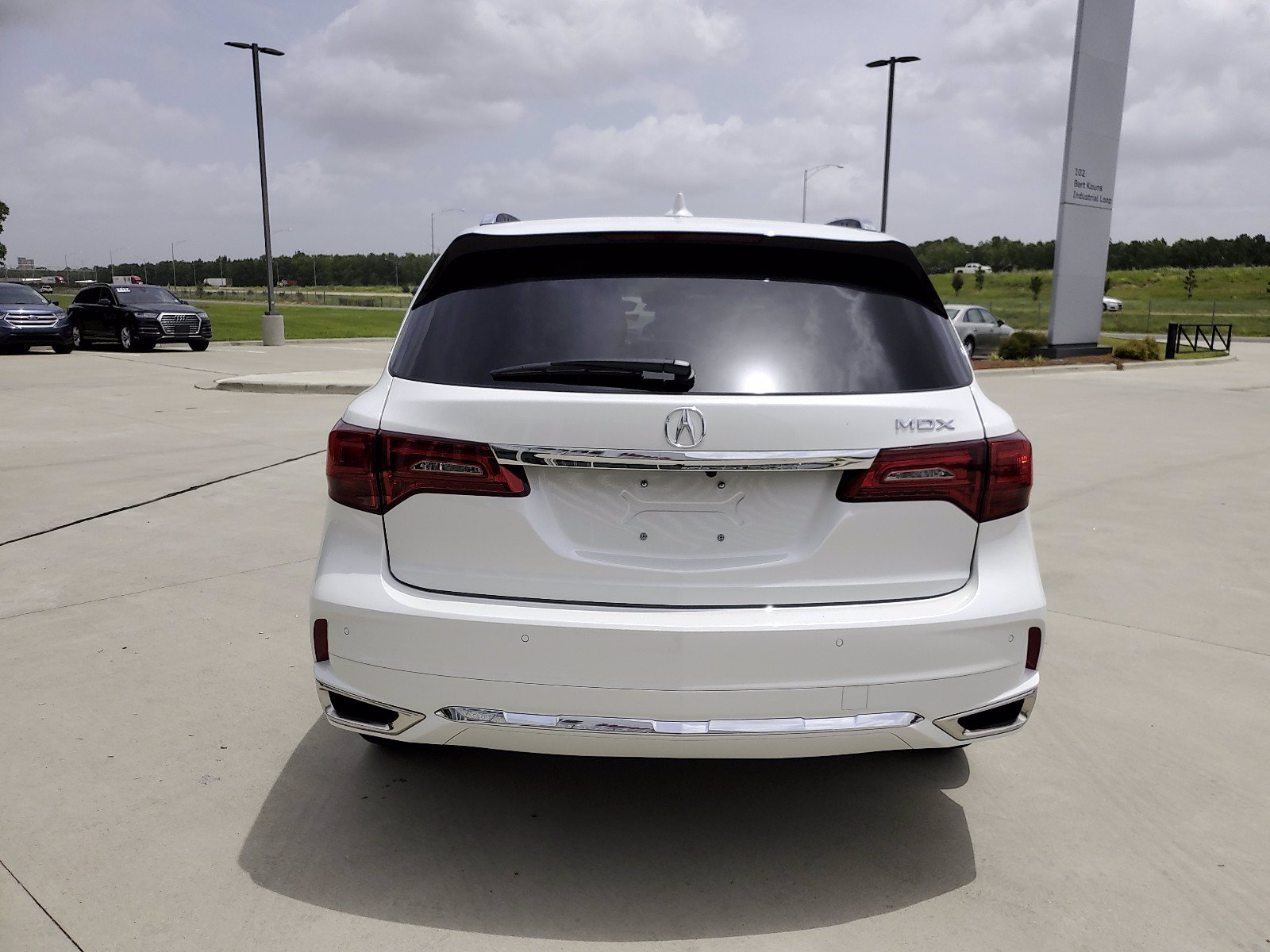 Pre-Owned 2020 Acura MDX w/Advance Pkg